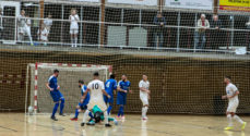Sønderborg Futsal vandt 6-3 over Søhus-Stige