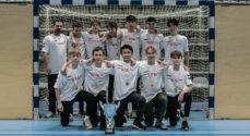 Dybbøls U15-hold er Jysk-fynske mestre i futsal