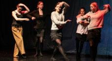 Musicalen Broen i Sønderborg Teater lørdag og søndag