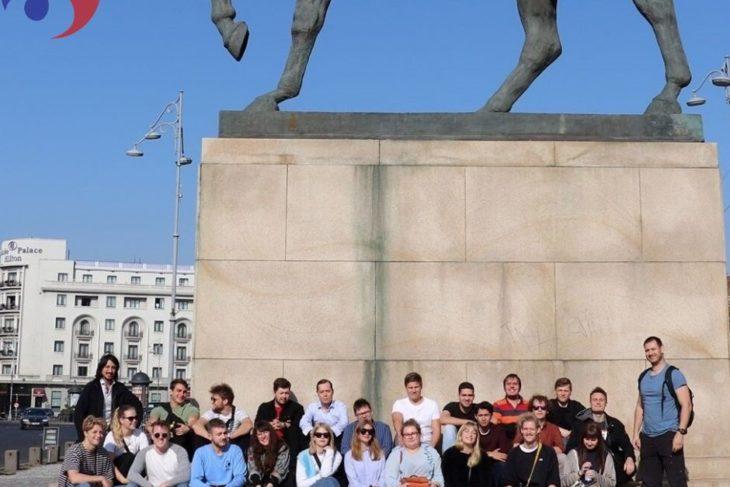 Unge fra hele landet samles til Silbas generalforsamling...