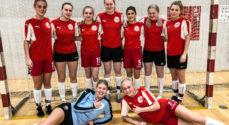 Statsskolens futsalspillere vandt det indledende stævne