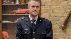 Rasmus Jonasson er ny holdleder i Broager Frivillige Brandværn