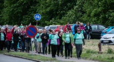 Ladywalk finder sted den 14. september