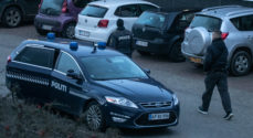 Mand anholdt for drab på kvinde i Sønderborg