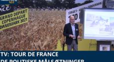 TV: Tour de France - de politiske målsætninger