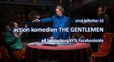 Konkurrencetid: Vind biografbilletter til action komedien THE GENTLEMEN