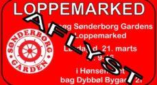 Sønderborg Gardens loppemarked er aflyst