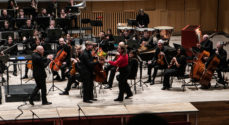 MGK-elever og Symfoniorkester med en flot koncert i Alsion