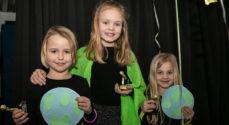 Ditte, Sidsel og Linea vandt SFO-Grandprix