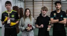 Sønderborg-boksere var i ringen i England