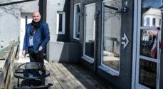 Jan Rytkjær Callesen skifter Flügger ud med maling fra Beck og Jørgensen