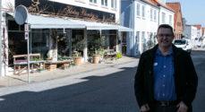 Blomsterhandleren i Augustenborg har gang i hjulene
