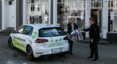 Sønderborg Handel kører varer ud for butikkerne