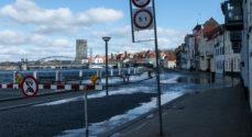 Sønder Havnegade spærres for trafik