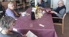 Hyggelig brunch på Amaliehaven Plejecenter