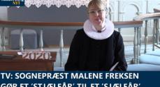 TV: Sognepræst Malene Freksen  - Gør et 'stjæleår' til et 'sjæleår'