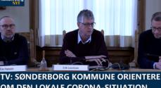 TV: Sønderborg Kommune orienterer om den lokale Corona-situation
