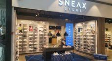 Skoringen i Borgen åbner en SNEAX Store i butikken
