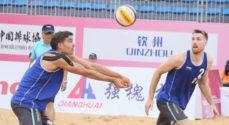 Beahvolley: World Tour-stævne på idrætshøjskolen er aflyst