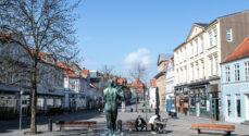 Slesvigsk Parti foreslår en velkomstpakke til nye virksomheder og nye butikker