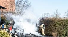 Skurbrand i Vissingsgade