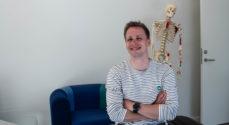 Jonas Fischer har åbnet Hip Kiropraktik i Damgade