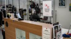 Røde Kors genåbner genbrugsbutikken