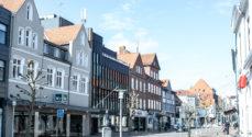 Nu skal Sønderborgs bymidte fremtidssikres
