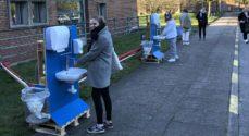 Forsigtig åbning på Alssund-gymnasiet