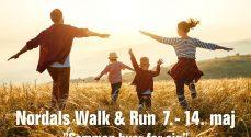 136 tilmeldt Nordborg Walk & Run