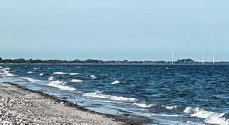 Badning ved Sønderkobbel Strand frarådes