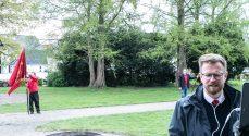Benny Engelbrecht: Helt surrealistisk 1. maj i Kongevejsparken