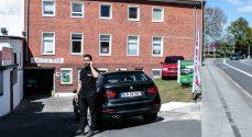 Fire år unge City Car Wash klarer sig fint trods krisen