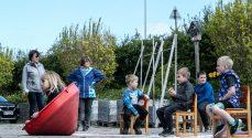 Billeder: Koncert ved den tyske friskole i Lunden