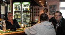 Glæde på Posthuset i Kløvermarken - 250 kasser øl står klar