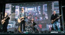 Billeder: Drive-in-koncert med Southern Sound