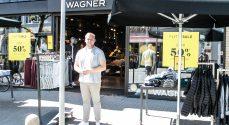Tøjbutikken Wagner lukker i løbet af en måned