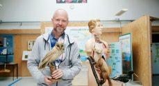 Nydamskolen: Lærer Ken Anker Holst modtager Naturfaglærerprisen