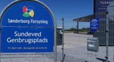 Forandringer på genbrugspladsen i Sundeved