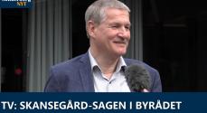 TV: Skansegård-sagen i Byrådet