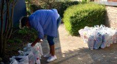 Mødrehjælpen har været rundt med hyggeposer