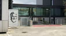 Nærboksen med Peter Mads Clausen-portrættet står ved Alsion