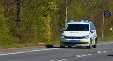 52-årig mand kørte på knallert på motorvejen