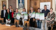Sønderborg-virksomheder fik miljødiplomer fra groNet