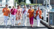 Is i maven til præsentationen af Sønderborg Sommer Revys 2021-hold
