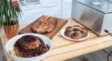 Billeder: Smagsprøver på Café Sisis take-away