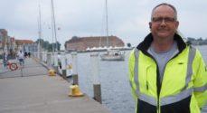 Havnemesteren skal ikke bruge meget tid på at kræve havnepenge ind