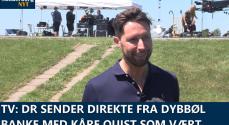 TV: DR sender fra Dybbøl Banke med Kåre Quist som vært