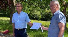 Foreningen Købmandsgården fik 50.000 kroner fra Lions i Sønderborg