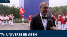 TV: Universe er åben